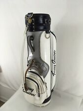 Tommy Armour Tufhorse White Blue Silver Golf Bag