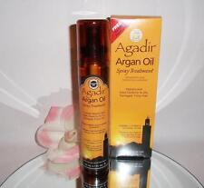 Agadir Argan Oil Spray Treatment 5.1oz Leave-In For All Hair Types w/ 2 Samples