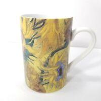 Van Gogh Museum Coffee Mug Sunflowers Souvenir Art History Impressionist Cup