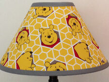 Winnie the Pooh Fabric Nursery Lamp Shade Free Shipping