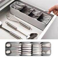 Kitchen Strainer Spoon Fork Plastic Storage Box Chopsticks Cutlery Rack Holders