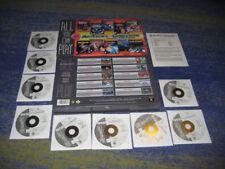 10 PC DOS collectionneur morceaux Old School Shooter Raiden et Darius, etc. dans neuf dans sa boîte