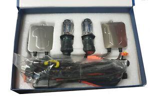Kit H4 Ampoule 8000K xenon BALLAST 55W 12V SLIM FAST START BRIGHT