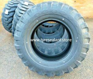 NEW Goodyear 15.5-25 SGL 12ply telehandler X2 loader tyres