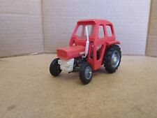 Britains Massey Ferguson 135 Tractor with Cab 1/32 Scale. Good+.