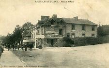 Carte BAGNOLES DE L'ORNE NORMANDIE Maison Lebossé