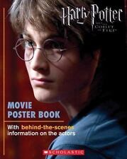 Harry Potter And The Goblet of Fire: Poster Book-ExLibrary