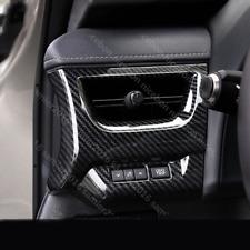 Fit For Lexus UX200/250h Carbon fiber color Air Conditioning Dashboard Vent