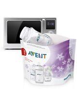 Philips Avent 5 Mikrowellen- Sterilisationsbeutel SCF297/05