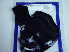 "DeSantis Right Hand Scabbard Holster Springfield XD9 XD40 4"" XDM 3.8"" V-10 4"""