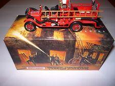 MATCHBOX YFE 22 1916 FORD MODEL T FIRE ENGINE