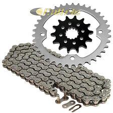 Drive Chain & Sprockets Kit Fits YAMAHA YFZ450 YFZ450V 2004-2013