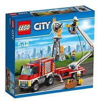 LEGO® City 60111 Feuerwehr-Einsatzfahrzeug NEU OVP_ Fire Utility Truck NEW MISB