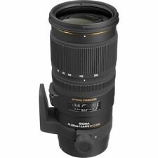 Sigma Telephoto Lenses for Nikon F Mount Cameras