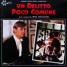 Pino Donaggio: Delitto Poco Comune, Un (New LP/NOT SEALED)