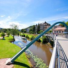 3T Kurzurlaub Bayern Kurort Bad Kissingen Wellness Hotel Wyndham Garden Rhön Kur