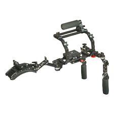 "SHOOTVILLA 6"" Cage Top Handle Shoulder Mount kit For Canon 7d 5d MKII Nikon Cam"