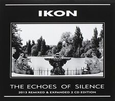 Ikon the Echoes Of Silence (2013 Remixed & Expanded Edition) 2cd Digipack 2013