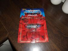 VINTAGE 1980'S MASTERS OF THE UNIVERSE FIGURES/HE MAN/MEGALASER CARDED COMPLETE