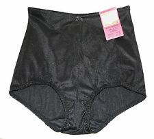 BNWT size Extra Large  PACK of 2 FIRM CONTROL BODY SHAPER BRIEFS in BLACK
