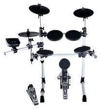 Digital E-Drum Set Elektronisches Drum Kit Schlagzeug Rack 108 Sounds USB MIDI