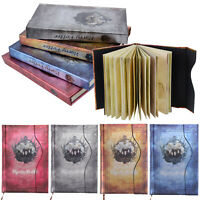 Harry Potter Vintage Journal Diary Magnetic Buckle Weekly Planner Notebook