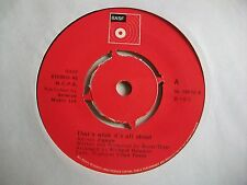 "JIGSAW - THAT'S WHAT IT'S ALL ABOUT / AND I LIKE YOU - UK 7"" SINGLE - 1972 - EX"