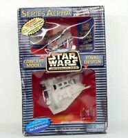 Star Wars Action Fleet Series Alpha Rebel Snowspeeder 1997 Galoob Micro Machines