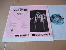 The Who - Who's On The BBC (1965-66) rare live LP Not Tmoq NM