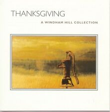 Thanksgiving-A Windham Hill Co (CD Used Very Good) Ackerman/Manring/Lynne/Story