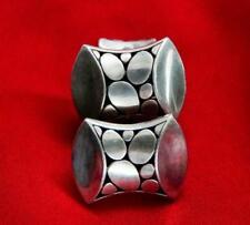 John Hardy Sterling Silver Kali Cufflinks