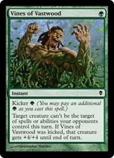 4x Vines of Vastwood Zendikar MTG Magic the Gathering