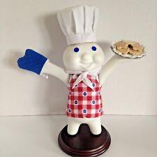 1999 Danbury Mint Pillsbury Doughboy Porcelain Collectors Doll with Box