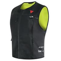 Dainese D-Air Smart Jacket AirbagWeste Jacke SchutzWeste Motorrad schwarz flou