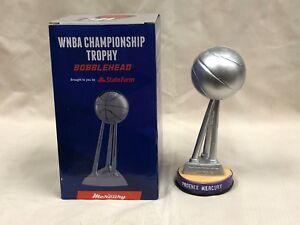 Phoenix Mercury WNBA Basketball Women's Champions Trophy Bobblehead Box SGA 0604