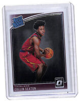 2018-19 Donruss Optic #180 Collin Sexton Rated Rookie RC card Cavaliers