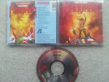 MANOWAR KINGS OF METAL GERMAN COLLECTORS EDITION 10 TRACK CD FIRST PRESS !!!