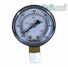 Hayward ECX270861 Side Mount Pressure Gauge