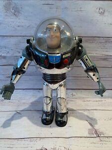 Silver Buzz Lightyear Toy