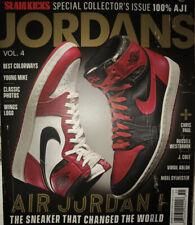 Slam Magazine KICKS 2018 Sneakers - Jordans Vol 4 MICHAEL JORDAN AIR JORDAN 1