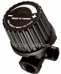 CAC-4296-1 Air Compressor Regulator  Porter Cable  ** Genuine OEM **
