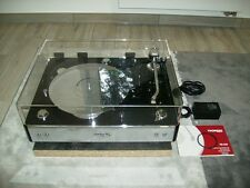 Thorens TD 550 + Ortofon AS 309S / Exzellenter Zustand / Klavierlack schwarz