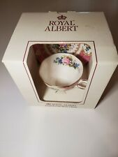 Royal Albert Lady Carlyle Fine Bone China Tea Cup and Saucer- England