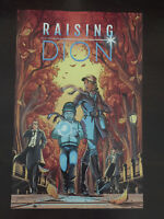 Raising Dion #1 Independent Comic NM 9.4 Unread Netflix