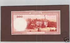 ROUMANIE EPREUVE UNIFACE PROOF 500 LEI ND (1934) PICK 36 S RARE !!!!