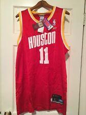 NWT NBA JERSEY YAO MING Reebok Hardwood Classics Throwback Houston Rockets Large