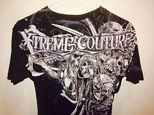 Xtreme Couture Luxury T Shirt Thin Soft As N E W Size Men S