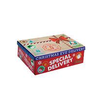 Snow White mini Víspera de Navidad festiva caja regalo presente 17x26.5x8.5cm