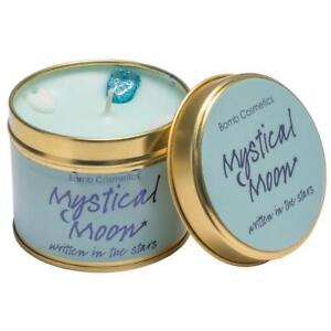 Bomb Cosmetics Mystical Moon Tin Candle - BUY ANY 2, SAVE £5. Gift