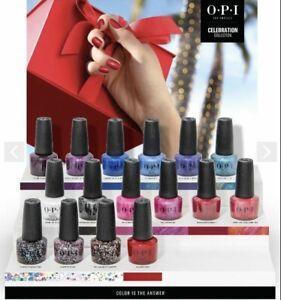 OPI Holiday 2021 - Nail Lacquer - 0.5oz - Choose Color